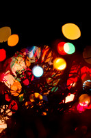 Holiday Bokeh Lights December 2013