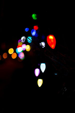 Jon Stulich Photo - Bokeh Lights December 2013